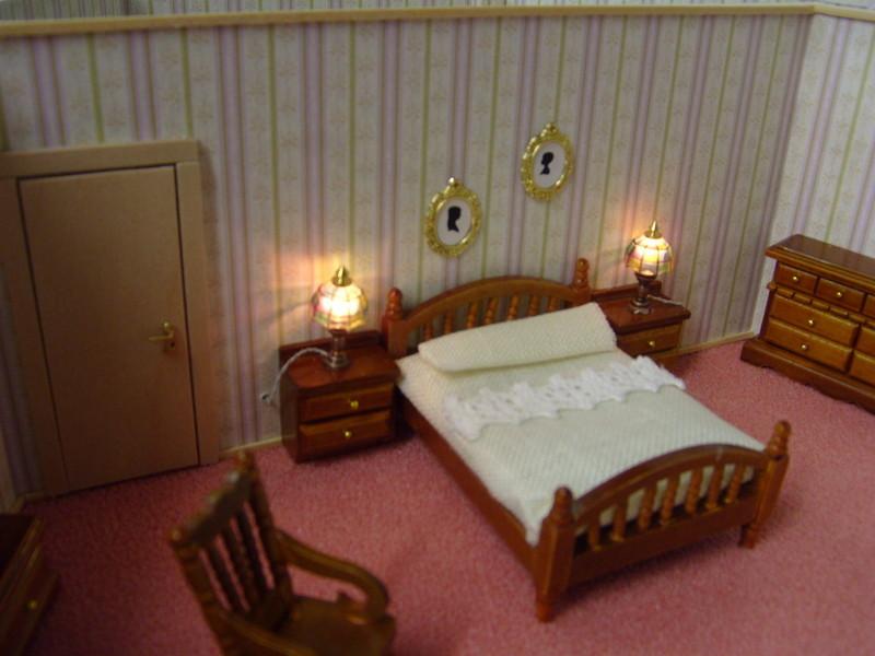 Exklusiv Modellbau - Die Beleuchtung auf Schloss Oelber